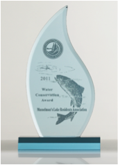 LSRCA Watershed Heroes award given to the MLRA