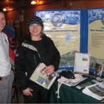 Lake Simcoe Region Conservation Authority booth.