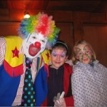 Doo Doo the Clown and friends.